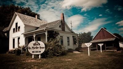 Die gruselige Geschichte des berühmtesten amerikanischen Axtmord-Hauses