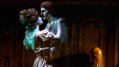 The Science Behind the World's Most Convincing Ghost Effect