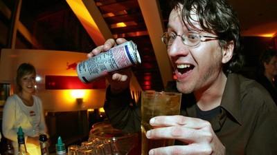 Wodka-Energy-Drinks haben dieselbe Wirkung wie Kokain, sagen Forscher