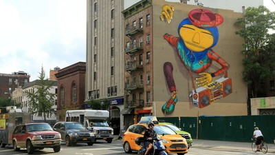The Impossible Quest to Catalog a Decade of NYC Street Art
