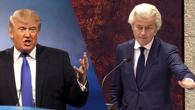 Gaan de verkiezingen in Nederland net zo ongezellig worden als in Amerika?