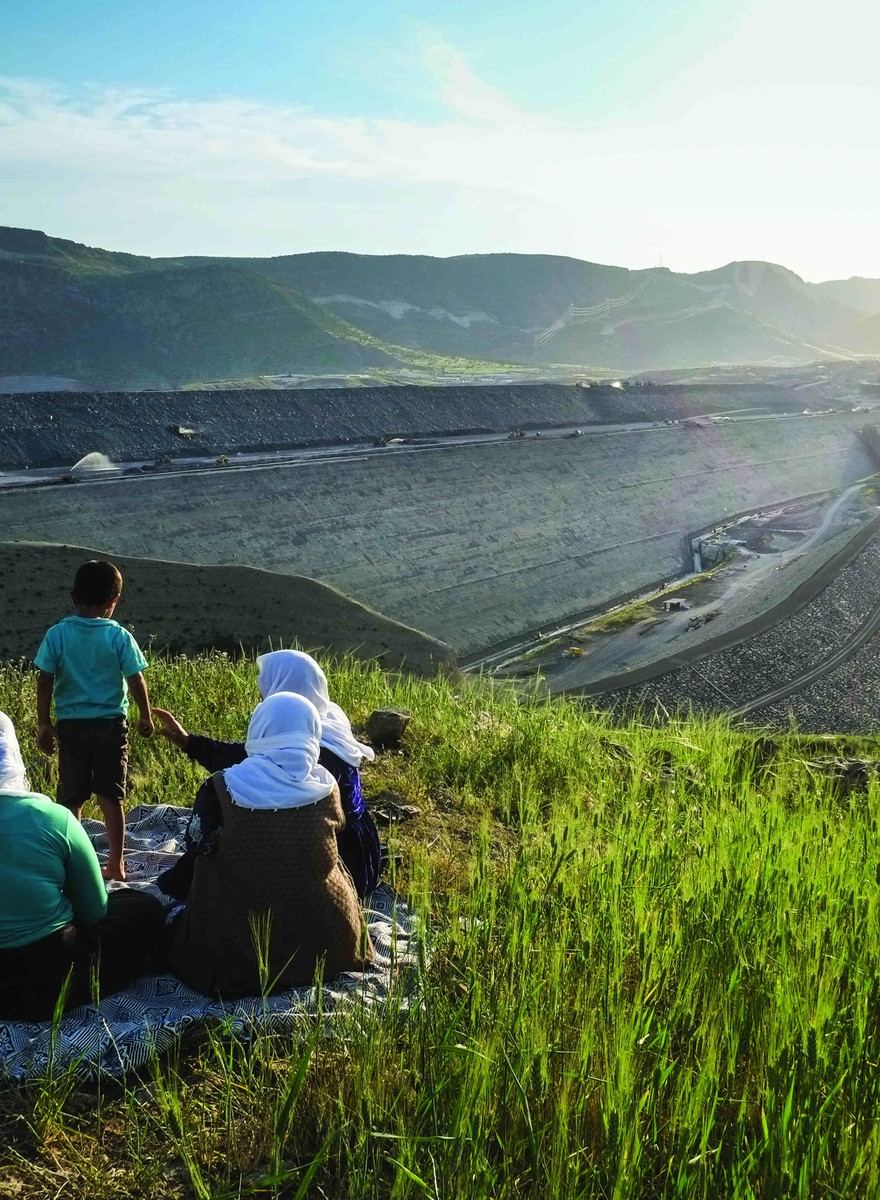 Tensions Rise as Turkey Builds a Dam on Ancient Land