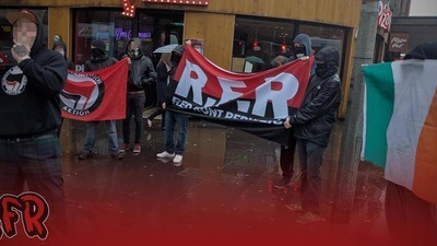 These Glasgow Anti-Fascists Are Helping the Homeless to Fight Back Against Neo-Nazis