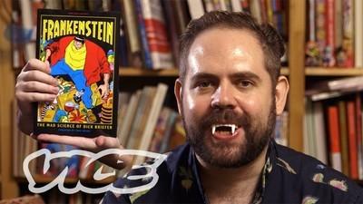 VICE Guide to Comics: os 5 livros de terror mais assustadores de sempre