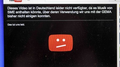 GEMA entblockt YouTube: Die Videoplattform zahlt endlich für Musikvideos