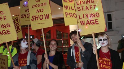 It's 'Living Wage Week' and Workers Are Still Fighting for an Incredibly Basic Level of Pay
