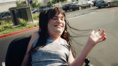 The Legend of Goddess Bunny, Hollywood's Forgotten, Disabled, Trans Art Star