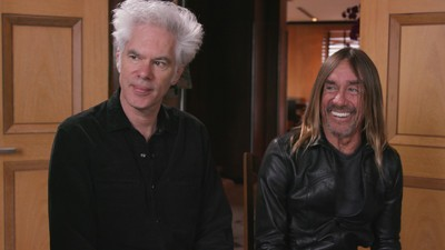 We Talked to Jim Jarmusch and Iggy Pop About Their New Documentary 'Gimme Danger'