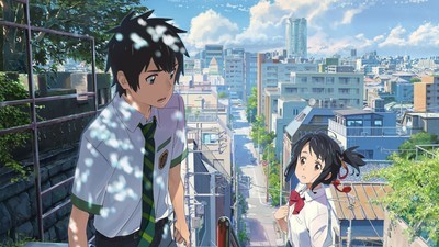 'Your Name': The Japanese Anime About Body-Swapping Teens