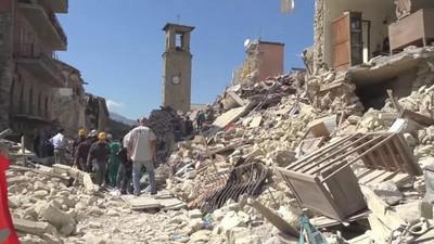 Am vorbit cu trei italieni despre cum se simte un cutremur puternic