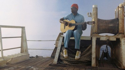 Seu Jorge Hits the Road as His Character from 'The Life Aquatic'