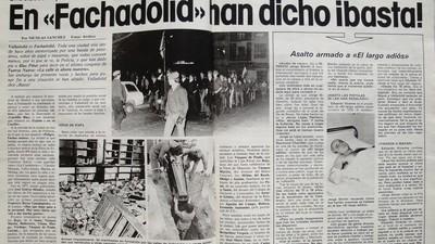 ¿Por qué a Valladolid le llamamos Fachadolid?