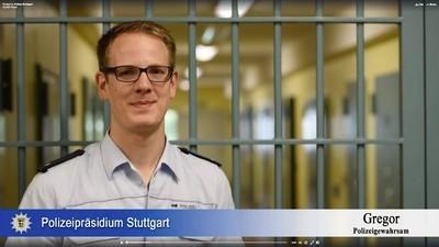 Das neueste peinliche Polizei-Facebook-Video kommt aus Stuttgart