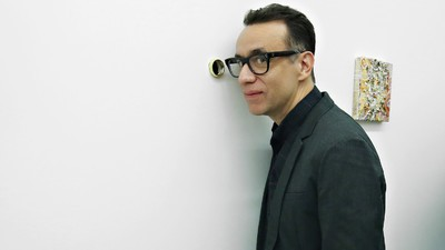 Fred Armisen Can't Keep Track of the 245 Plus Characters in His Brain