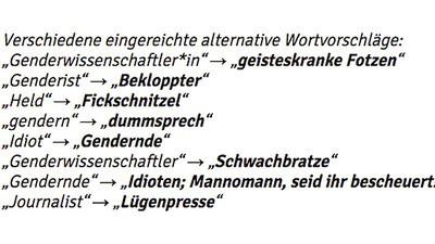 Pädagogin veröffentlicht Gender-Wörterbuch und wird übel beschimpft