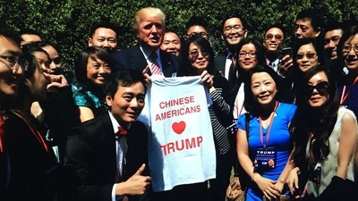 The Pro-Gun, Anti–Illegal Immigration Chinese Americans Who Love Trump