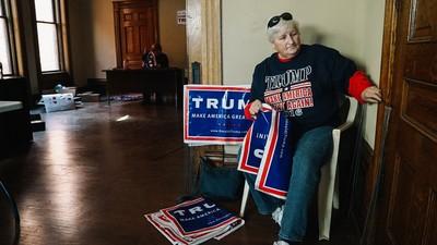 Meet Donald Trump's Grassroots Campaigners