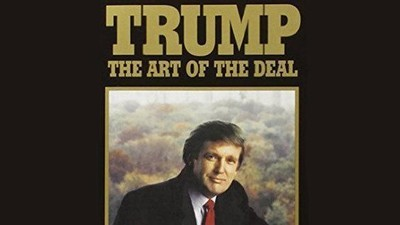 Trump's Two Favorite Books Are Ones with Him on the Cover