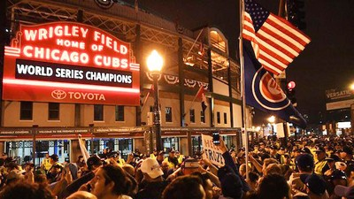 White Knuckles, Iffy Moves, and, Finally, a Cubs World Series Win