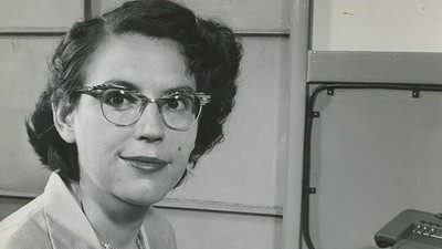 America's First Female Rocket Scientist Ran Away From Home to Become a Chemist