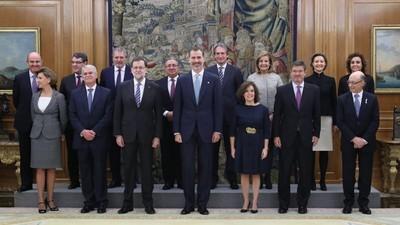 Analizamos el nuevo gobierno de Rajoy a partir de sus fotos