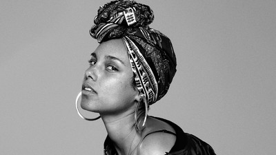 How Alicia Keys Reclaimed Herself to Get 'HERE'