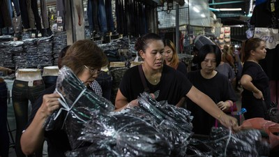 The Death of Thailand's King Is Turning the Country's Fashion Industry Black