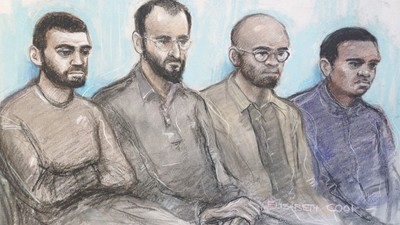 How the British Government Foils Terror Plots