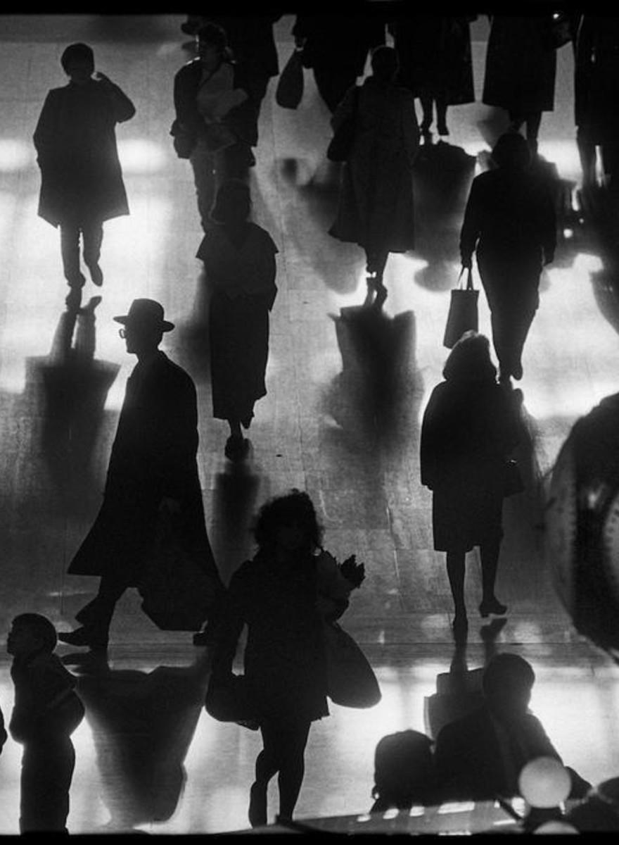 Fotos vintage de Nova York e Boston que parecem cenas de um filme de terror