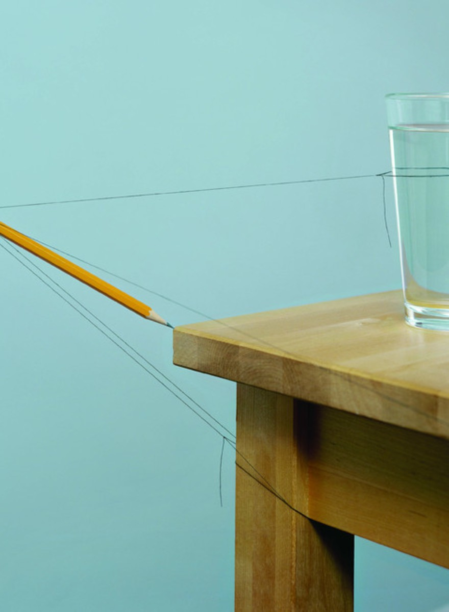 Mind-Bending Photos of Household Items