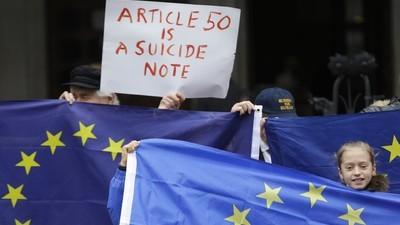 No importa cuánto tiempo tarde, Reino Unido va a abandonar la Unión Europea