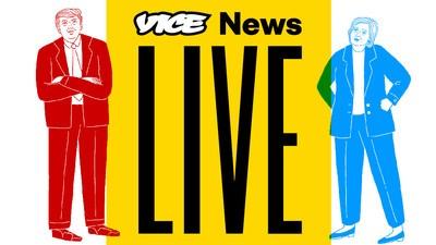 Bekijk hier ons liveverslag van de Amerikaanse verkiezingsuitslag met VICE News en Votecastr