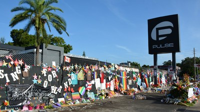 The City of Orlando Purchased the Pulse Nightclub to Create a Memorial