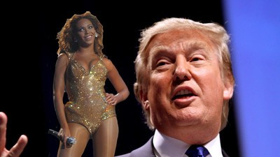 Trump Completely Butchered Beyoncé's Name at a Rally