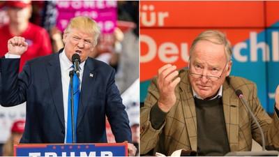Was Donald Trump und die AfD gemeinsam haben