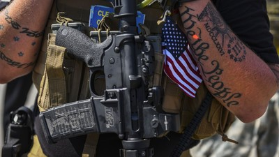 Americans Stocked up on Assault Rifles Before Election Day