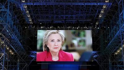 En vivo: Hillary Clinton habla por primera vez después de la derrota
