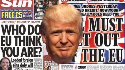 How Trump's Election Will Make British Politics Worse