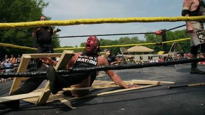 Inside Delaware's Bloody Deathmatch Wrestling Tournament