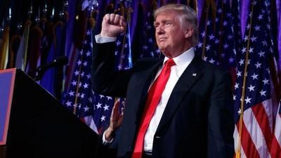 Reacties van over de hele wereld op de overwinning van Trump
