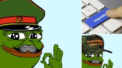 Wie deutsche Hass-Communitys über den Sieg von Trump jubeln
