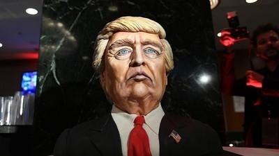 Het verhaal van Donald Trump