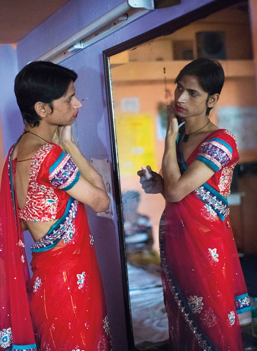 Documenting the Secret Lives of India's LGBTQ Youth