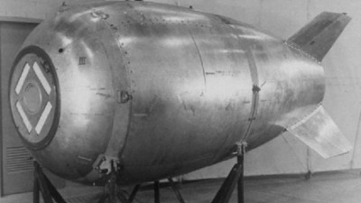 We Spoke to the Diver Who May Have Found a Lost Atomic Bomb in the Ocean