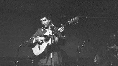 An American State of Grace: Darkness and Light in Leonard Cohen's Political Imagination