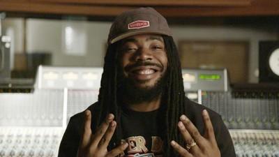 Rapper D.R.A.M. praat over zijn leven voor en na 'Cha Cha'