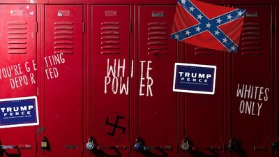 How the 'Trump Effect' Is Making School Hell for Minority Students