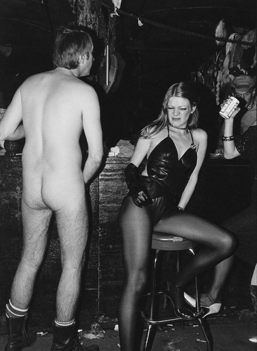 La masculinidad a través de la lente de una legendaria fotógrafa callejera