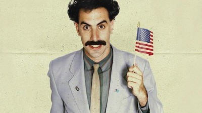 """O que sente o Cazaquistão 10 anos depois de """"Borat""""?"""