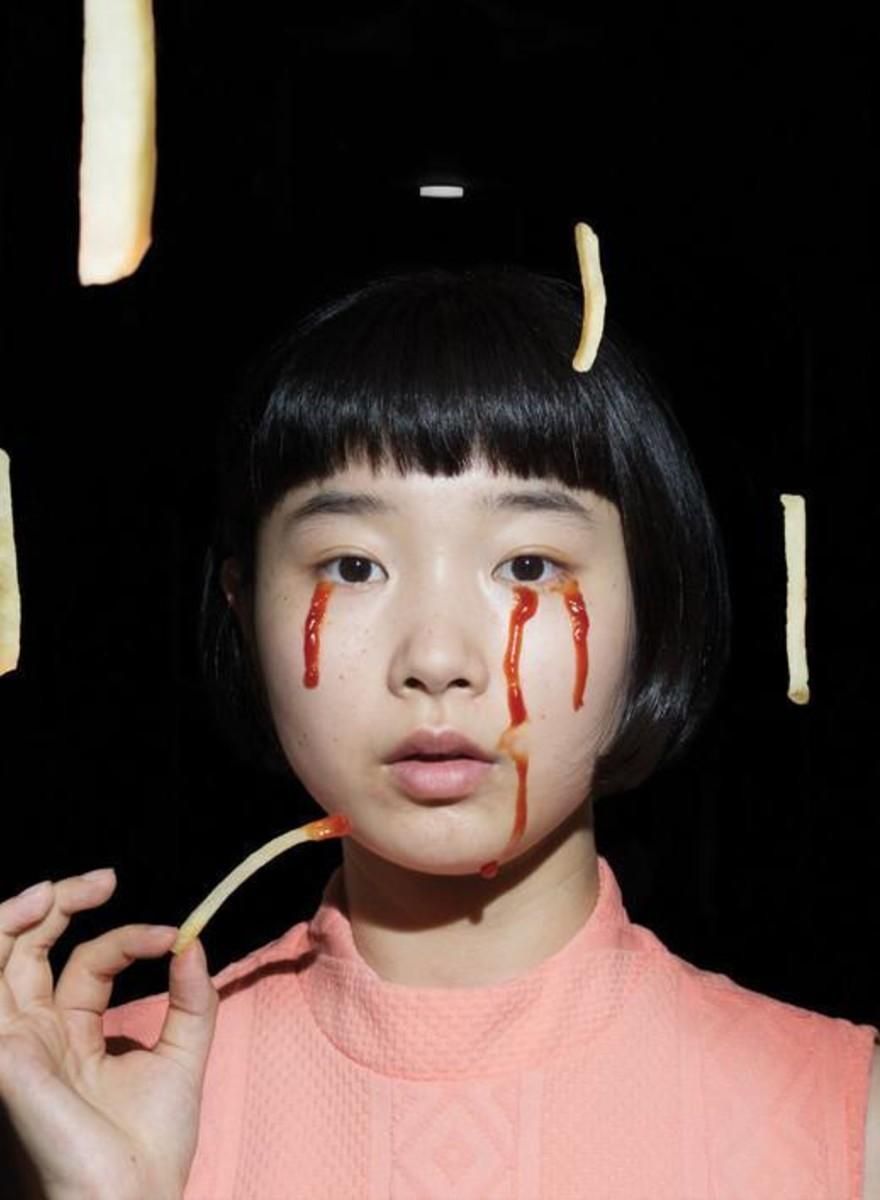 Potato: una fotógrafa japonesa estudia los estereotipos de identidad